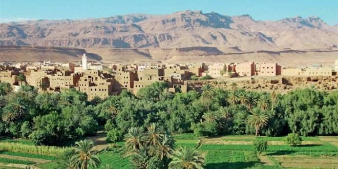 Région Drâa-Tafilalet : rebond de la petite agriculture