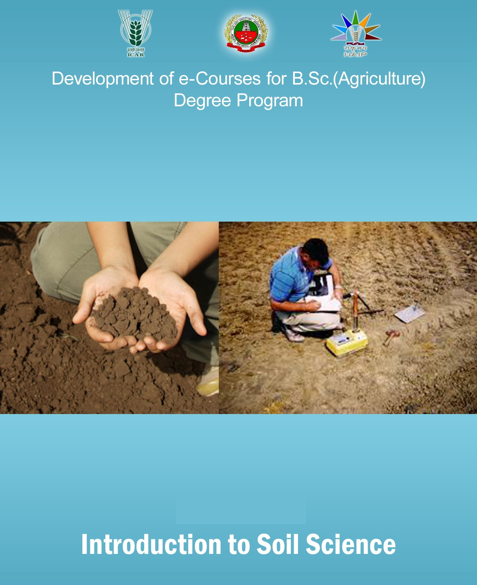 Introduction to soil science icar ecourse pdf books for Introduction of soil