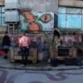 Huerto comunitario en Madrid: