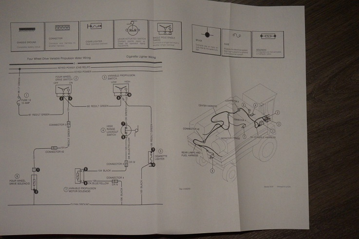 Case Combine 1600 1620 1640 1660 1680 1688 Service Workshop Manual 8