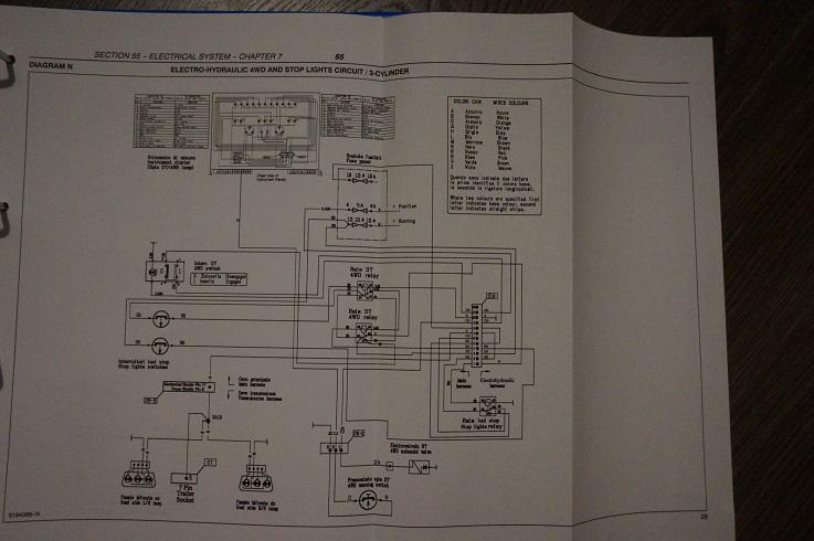 new holland tc30 wiring diagram