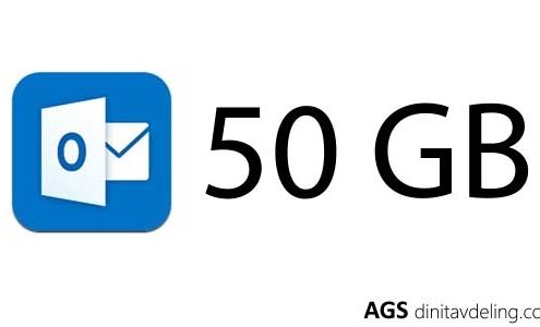 Outlook50gb