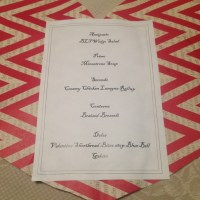 Four Course Birthday (Valentine's) Dinner by Jimmie