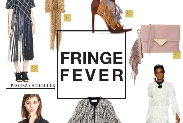 fringe style mood board from a happy blog