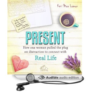 PRESENT on Audible