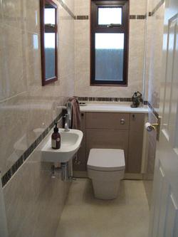 Bathrooms ah building services
