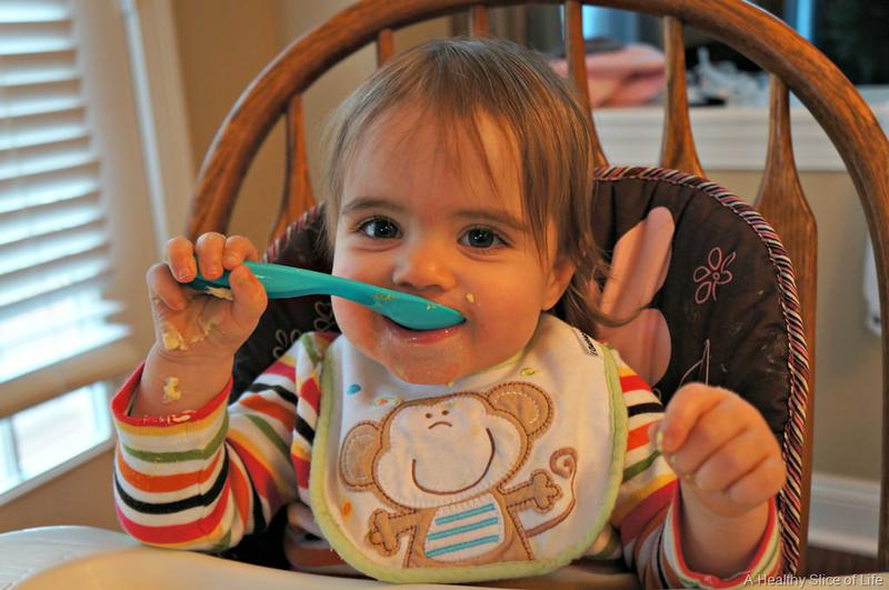 Munchkin Meals  15 Months Old A Healthy Slice of Life