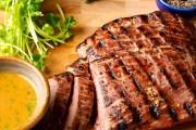 طريقة تحضير شرائح اللحم بالخل والماسترد
