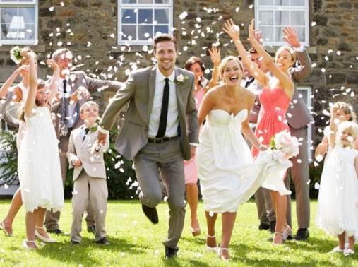 يوم الزفاف