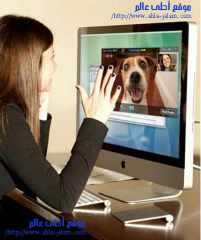 صوره عن التحدث مع الحيوانات المنزلية