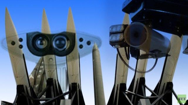 روبوتات في قوات الصواريخ الاستراتيجية الروسية