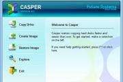 تحميل برنامج Casper 8.0.4610 لصنع نسخة إحتياطية للكمبيوتر