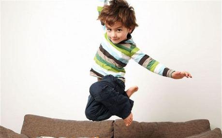 معاملة الطفل المفرط الحركة