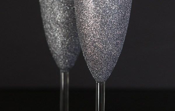 طريقة تزيين كاسات تقديم العصير للمناسبات