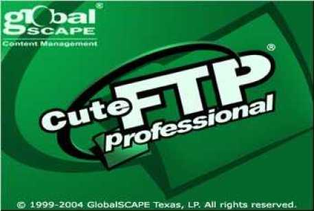 CuteFTP 9 لرفع وتبادل الملفات على الانترنت أفضل برنامج