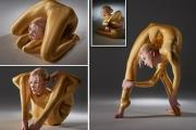 صور Zlata زلاتا المرأة الأكثر رشاقة وليونة في العالم