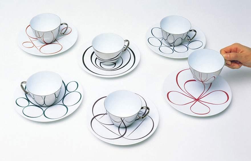 فناجين قهوة مميزة بتصاميم جديدة و مثيرة