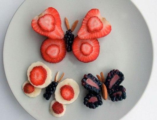 طعام للأطفال