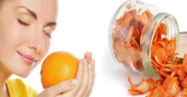 قناع قشر البرتقال و العسل لإزالة حب الشباب و الرؤوس السوداء