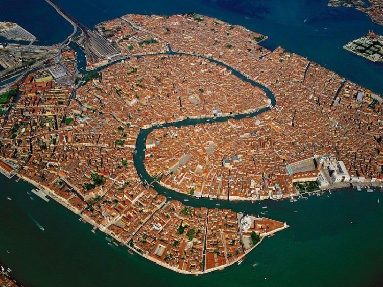 مدينة البندقية الايطالية