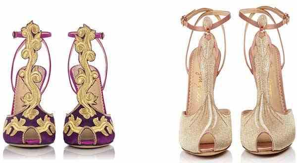 احذية شارلوت اولمبيا تطرح صنادل جديدة مميزة جداً