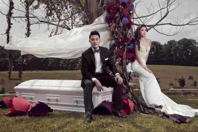 زفاف الجنازة