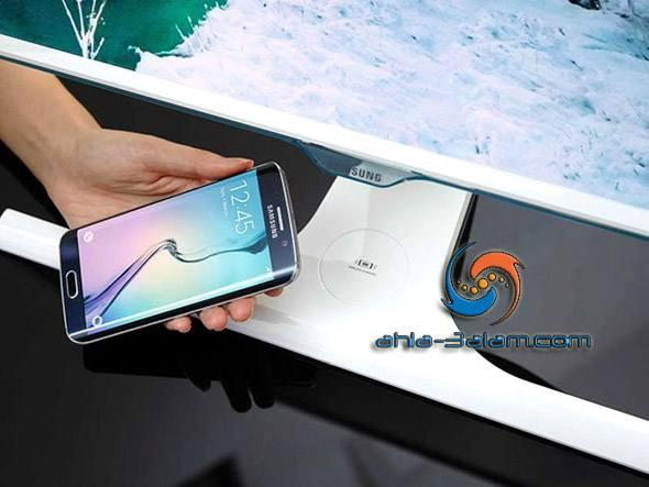 سامسونغ SE370 أول شاشة توفر ميزة الشحن للاسلكي للاجهزة