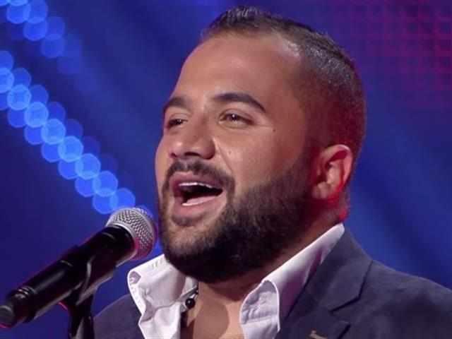 the voice الموسم الثالث علي الألفي