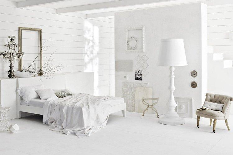 ديكورات منازل باللون الأبيض هو الخيار المثالي لعدة اسباب