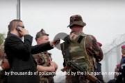 فيديو تهديد للاجئين من عمدة مدينة هنغارية بطريقة مرعبة