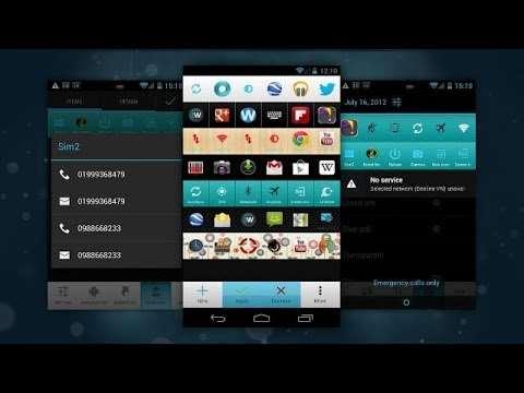 تطبيق باد App Pad مختصر لكل تطبيقاتك الاكثر استخدام