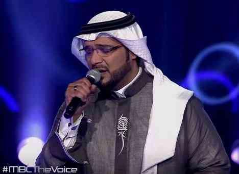 the voice الموسم الثالث عبد المجيد ابراهيم