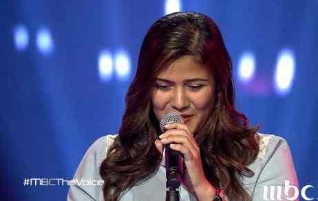 the voice الموسم الثالث منار الشاذلي