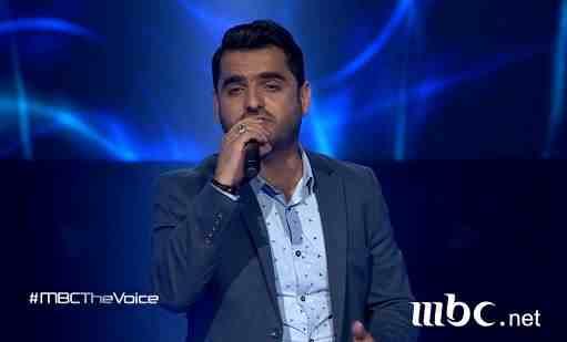 the voice الموسم الثالث زهير صليوا