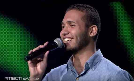 the voice الموسم الثالث احمد ناصر