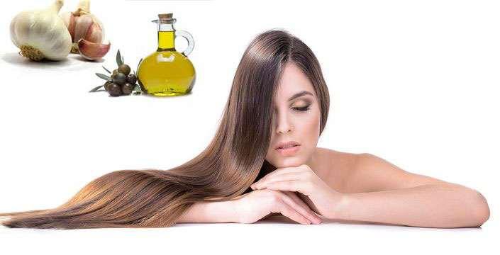 وصفة الثوم لتطويل الشعر