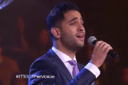 حمزة الفضلاوي فريق صابر حلقة النصف نهائي من ذا فويس الموسم الثالث