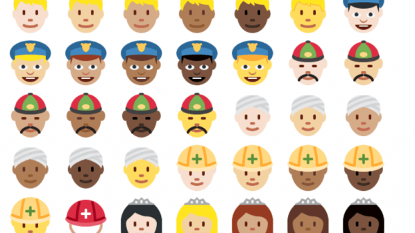 الوجوه التعبيرية على تويتر رسمياً رموز تعبيرية جديدة Emoji