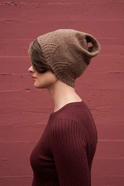 مجموعة من قبعات الصوف
