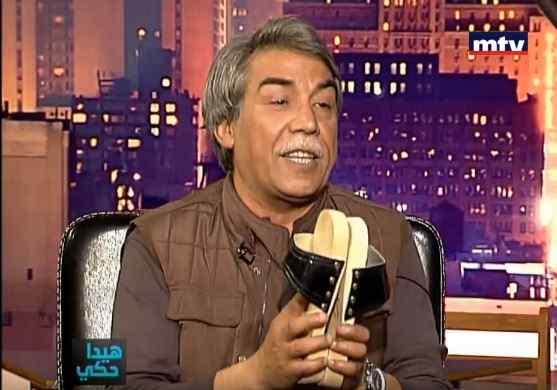 حلقة ايمن رضا في هيدا حكي مع عادل كرم