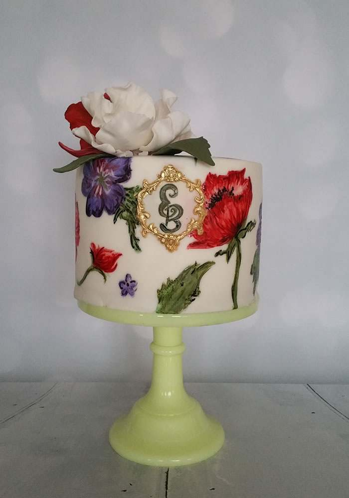 كعكة العرس