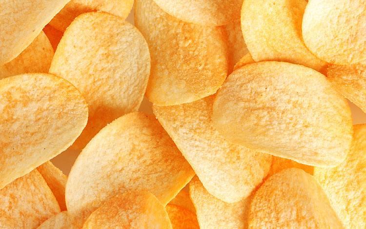 سر البطاطا المقلية المقرمشة