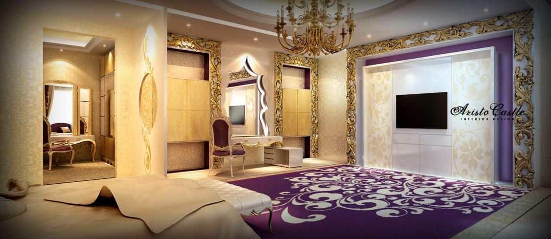 شركة التصميم و الديكور الاماراتية Aristo Castle