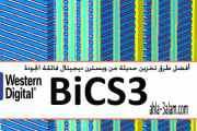 احدث حلول التخزين من ويسترن ديجيتال تقنية BiCS3