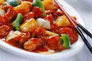 صينية دجاج صيني لعشاء مميز المقادير و طريقة التحضير من مطبخ احلى عالم