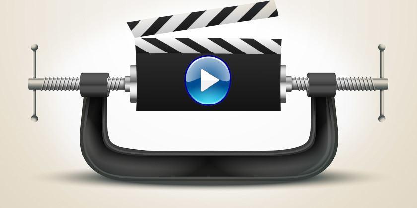 كيفية تقليص حجم الفيديو مع الحفاظ على جودته