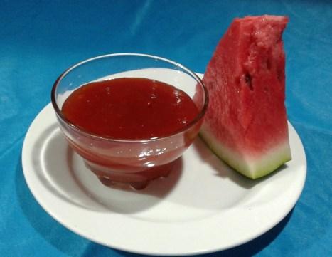 مربى قشر البطيخ الطريقة من أحلى عالم