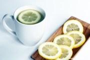 عصير الليمون الساخن طريقة التحضير