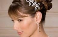 نصائح للعروس لإختيار اكسسوارات الشعر