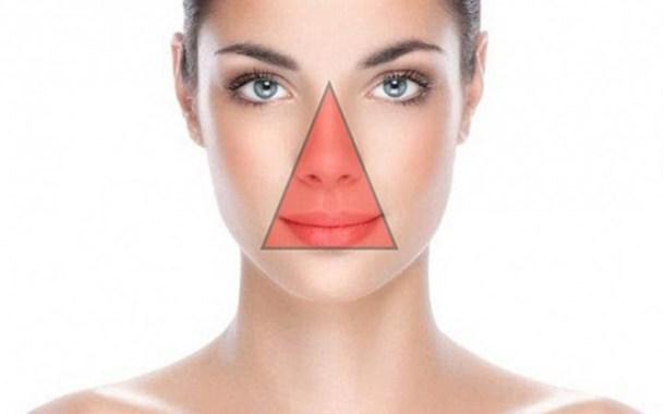 ماهو مثلث الموت في الوجه ماهي المخاطر التي يمكن أن يسببها لو عبث به